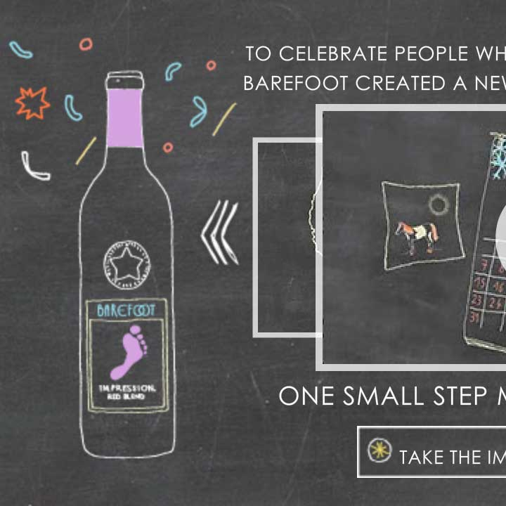 Barefoot Wines End Slate