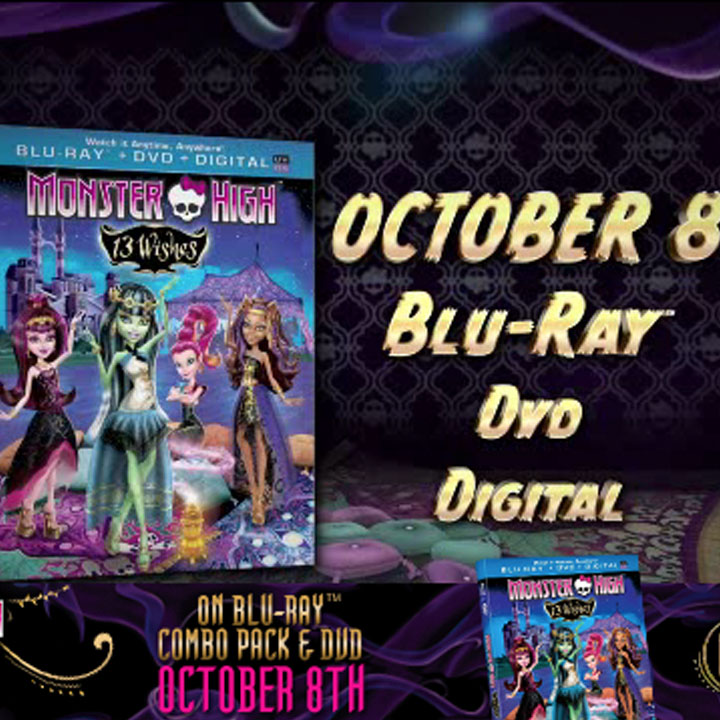 Monster High Specialty Custom