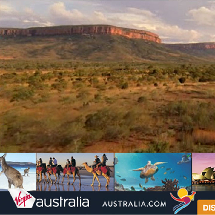 Tourism Australia Specialty Custom