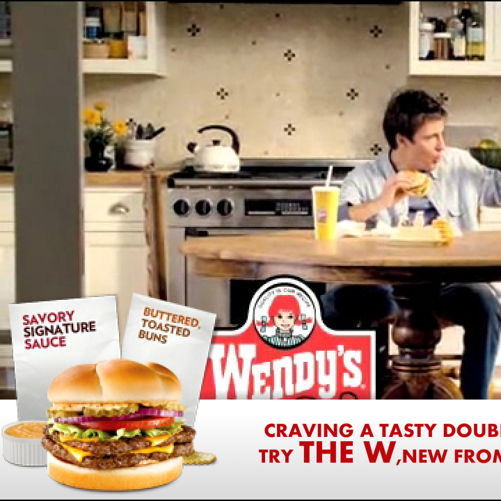 Wendy's Action Overlay