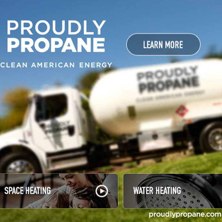 Proudly Propane Endslate