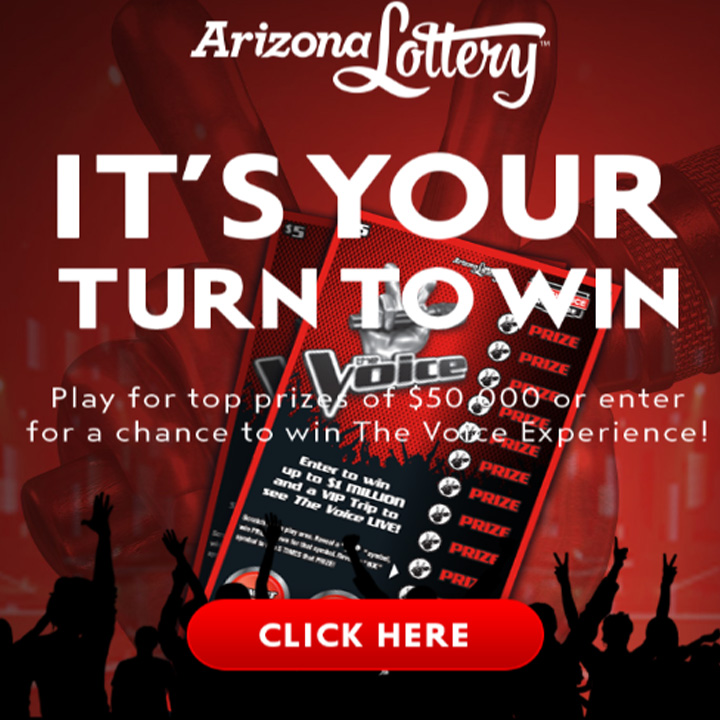AZ Lottery Mobile Interstitial