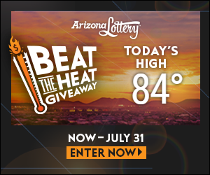 AZ Lottery Beat the Heat – Weather Trigger