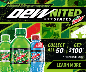 Pepsi- Mountain Dew Creative Summer North