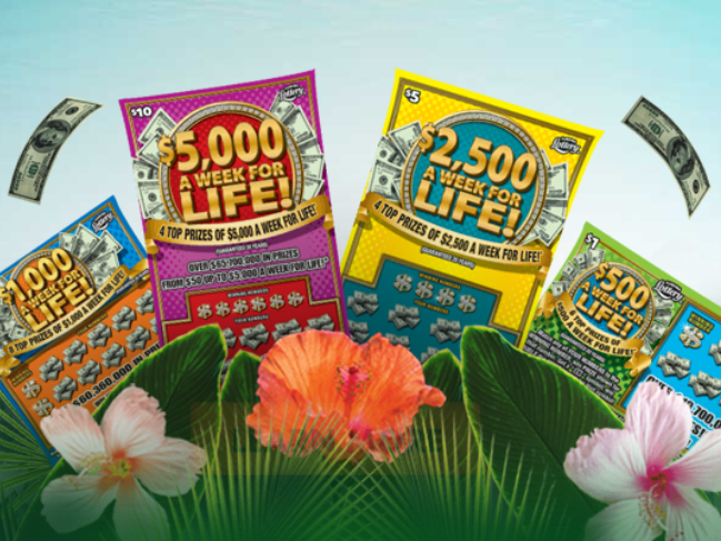 Florida Lottery – High Impact – Week For Life
