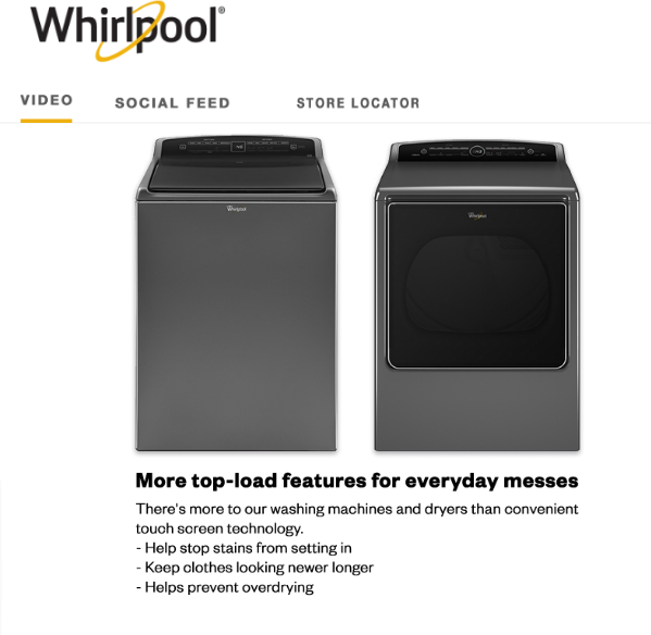 Whirlpool Takeover