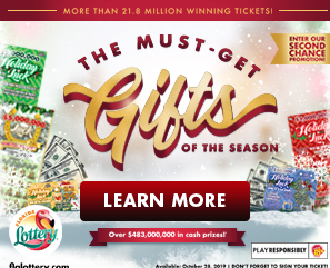Florida Lottery – High Impact – Holiday