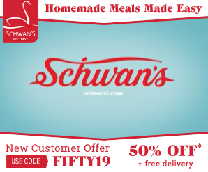 Schwan's – In Banner Video