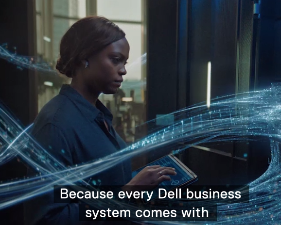 Dell: DOOH – Video – Conversion